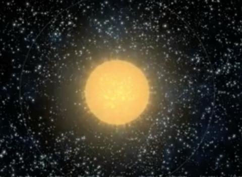 A 1 Solar Mass Star