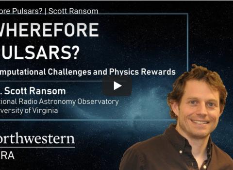 Scott Ransom; Interdisciplinary Colloquium Recording