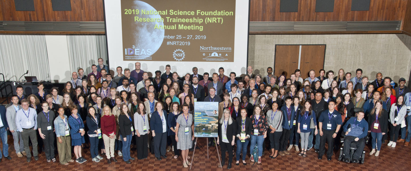 IDEAS & CIERA Hosted 2019 NSF Research Traineeship National Meeting