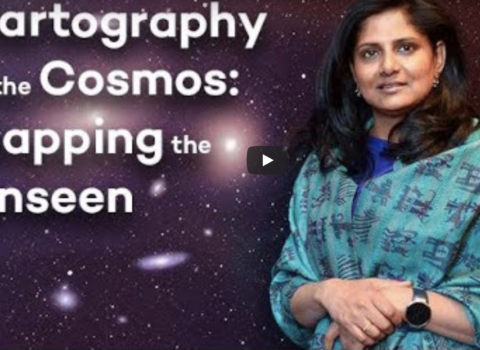 "CIERA's 12th Annual Public Lecture, ""Cartography of the Cosmos: Mapping the Unseen"""