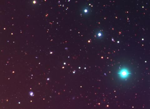 SGRB 161104A Environment