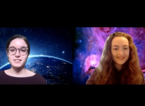 Bad Astra Interviews Maya Fishbach